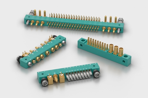 801CX PCB Connectors (ITW McMurdo)