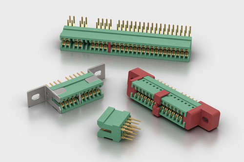 PCB Edge Card Connectors