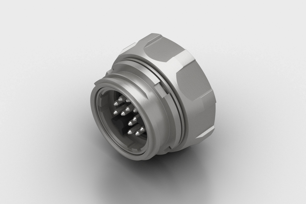 LMF MK4 (Patt.104) Free Coupler Plug Connector